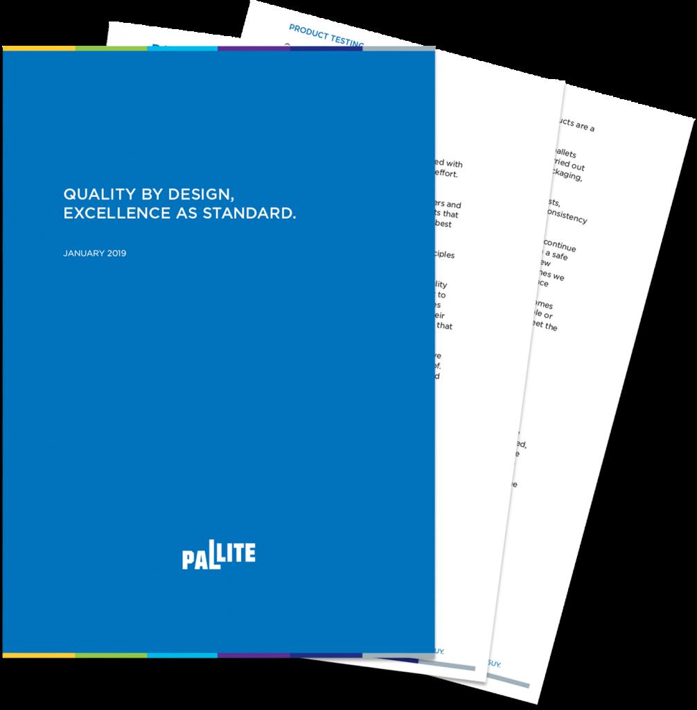 PALLITE® Product Testing