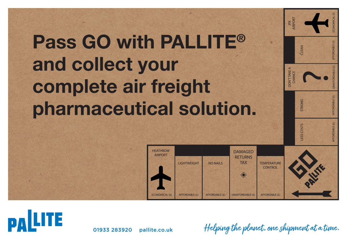 PALLITE Air Freight