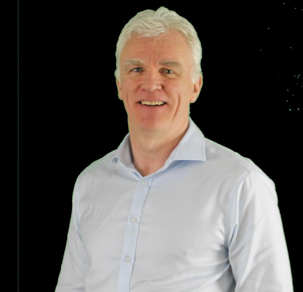 Membre du conseil d'administration de PALLITE - Iain Hulmes
