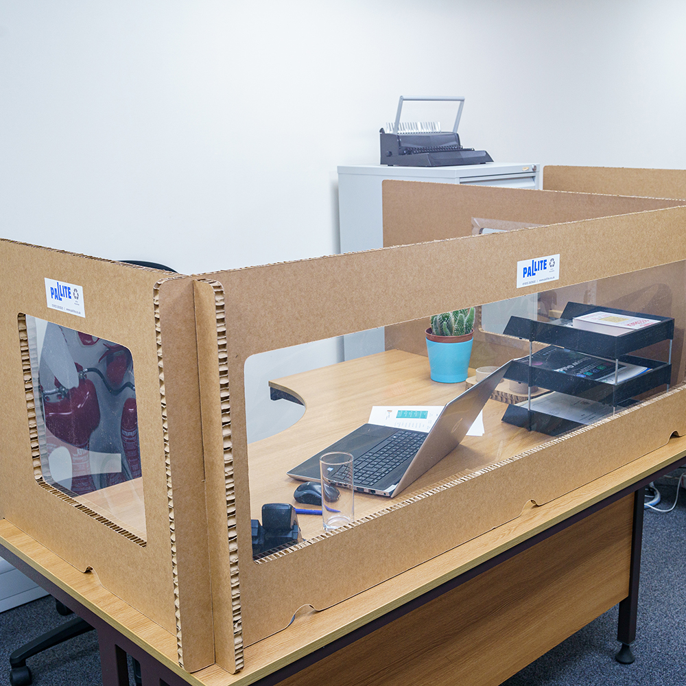PALLITE Product: Desk Partitions